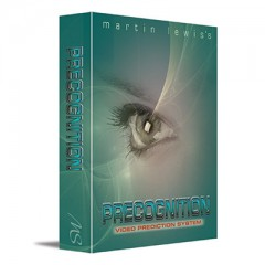 DVD Precognition Video Prediction System by Martin Lewis