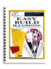 Easy Build Illusions book by Paul Osborne