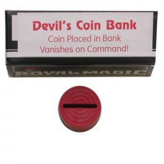 Devil Coin Bank Royal...