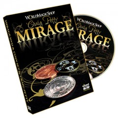 Mirage - (DVD and Coin Set) by Craig Petty and WMS