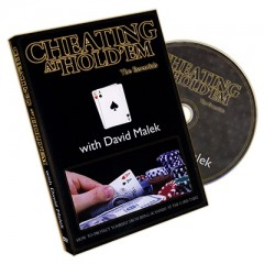 DVD Cheating At Hold'em: The Essentials by David Malek