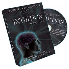 Intuition (With Cards and DVD) by Hondo and David Leon