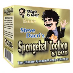 Spongeball Toolbox with DVD