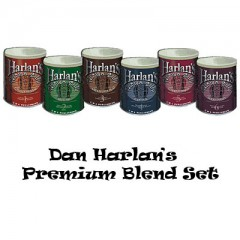 DVD Premium Blend Set by Dan Harlan (6 DVDs)