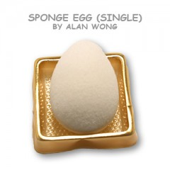 Sponge Egg (SINGLE) by Alan Wong
