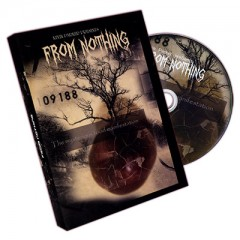 DVD From Nothing by Kevin Parker