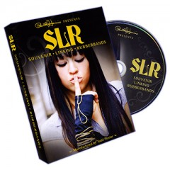 SLR Souvenir Linking Rubber Bands (DVD, bands) by Paul Harris