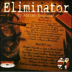 Eliminator V2.0 (With DVD) by Adrian Sullivan