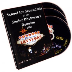 DVD School for Scoundrels at the Senior Pitchman's Reunion