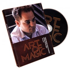 DVD Art of Magic by Wayne Houchin