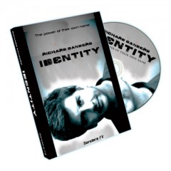 DVD Identity (With Gimmicks) by Richard Sanders