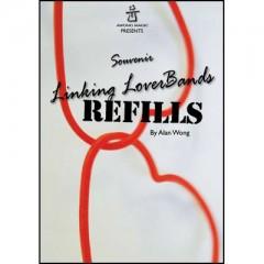 Souvenir Linking Loverbands by Alan Wong (REFILL)