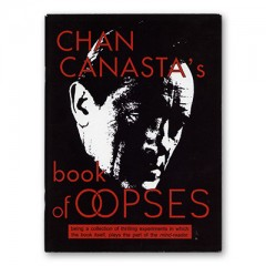 Book of Oopses by Chan Canasta
