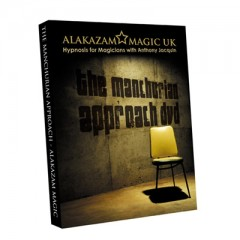DVD The Manchurian Approach by Alakazam