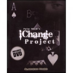 Peter Nardis iChange Project by Alakazam