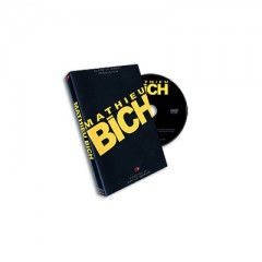 DVD Mathieu Bich by Close-Up Magic