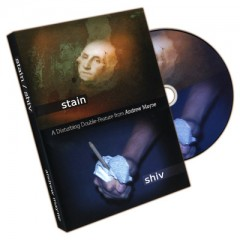DVD Stain-Shiv by Andrew Mayne