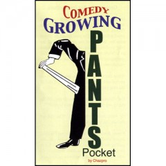 Comedy Growing Pants Pocket by Chazpro