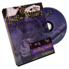 DVD Strolling Hands Volume 1 by Justin Miller