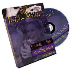 DVD Strolling Hands Volume 2 by Justin Miller