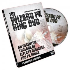 DVD Wizard PK Ring