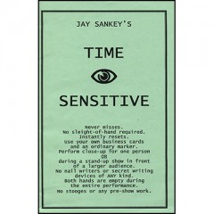 Time Sensitive by Jay Sankey