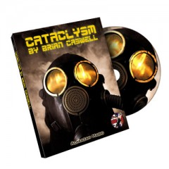 DVD Cataclysm by Brian Caswell & Alakazam