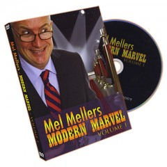 DVD Modern Marvel Vol. 1 by Mel Mellers & RSVP