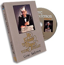 DVD Greater Magic Video Library Volume 37 Gene Anderson