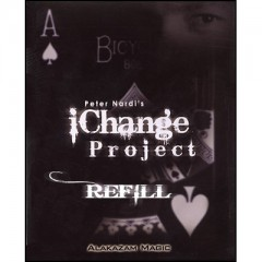 Refill for Peter Nardis iChange Project by Alakazam