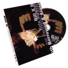 DVD Bill x Bill by Kris Mystery and SM Productionz
