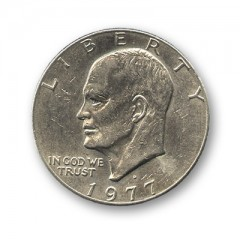 Eisenhower Dollar (Regular)