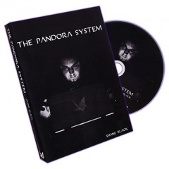 The Pandora System (Props and DVD) by Shane Black