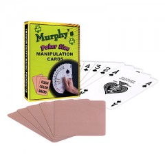 Manipulation Cards (Poker Size) by Trevor Duffy