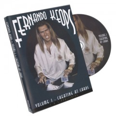 DVD Cheating at Cards Vol. 1 by Fernando Keops