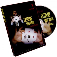 DVD Extreme Card Magic Vol. 1+2 by Joe Rindfleisch