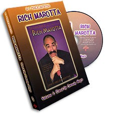 DVD Comedy Magic of Rich Marotta Vol.1-3