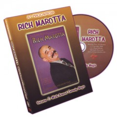 DVD Comedy Magic of Rich Marotta Vol.2
