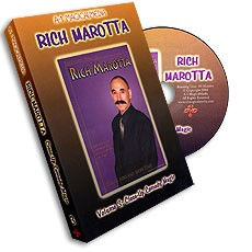 DVD Comedy Magic of Rich Marotta Vol.3