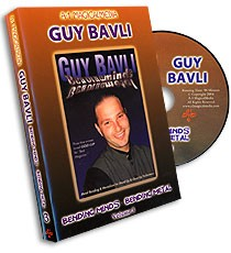 DVD Bending Minds - Bending Metal (Vol.1-3) by Guy Bavli