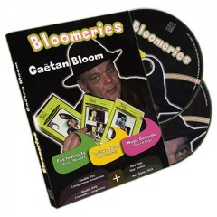 DVD Bloomeries (2 DVD Set) by Gaetan Bloom