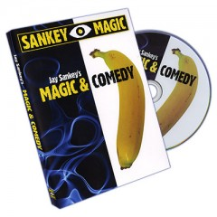 DVD Magic and Comedy by Jay Sankey