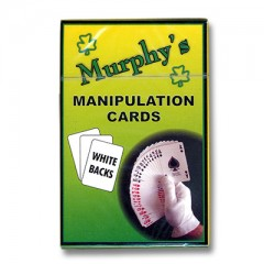 Manipulation Cards - WHITE BACKS by Trevor Duffy