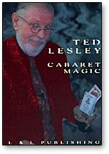 DVD Ted Lesley Cabaret Mind Rea Vol.1