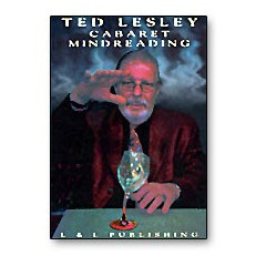 DVD Cabaret Magic by Ted Lesley Vol.2