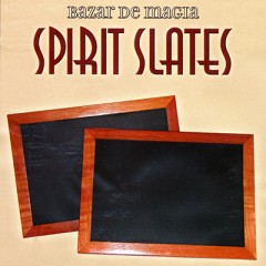 Spirit Slates by Bazar De Magia - 12 x 9 (NO magnet)