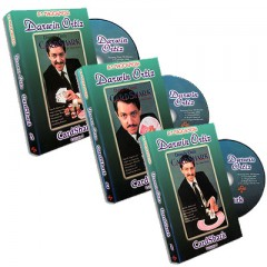 DVD CardShark by Darwin Ortiz (3 DVD Set)