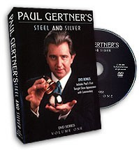 DVD Steel & Silver by Paul Gertner Vol.1