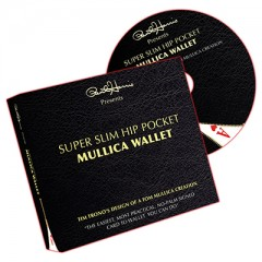 SuperSlim Hip Pocket Mullica (With DVD) by Paul Harris