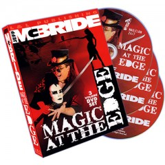 Magic At The Edge (3 DVD SET) by Jeff McBride